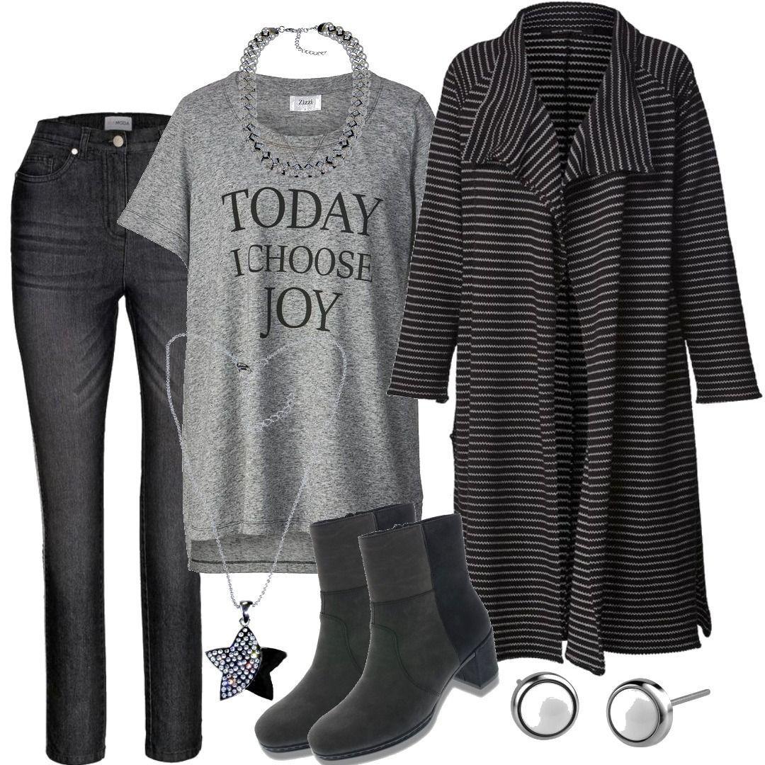 finest selection 25da9 7b706 Große Größen Outfit für Damen zum Nachshoppen auf Stylaholic ...