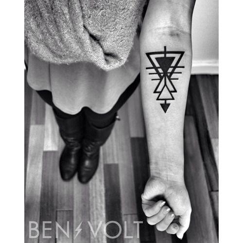 Bildergebnis für ben volt tattoo | Tatouage africain ...
