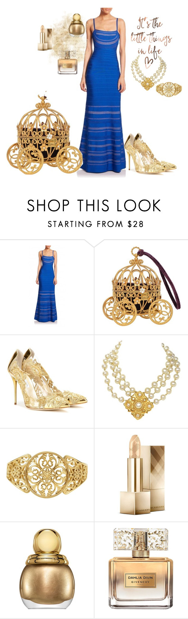 """Posh Girl Formal"" by poshgirlus ❤ liked on Polyvore featuring Posh Girl, Oscar de la Renta, Chanel, Burberry, Christian Dior and Givenchy"