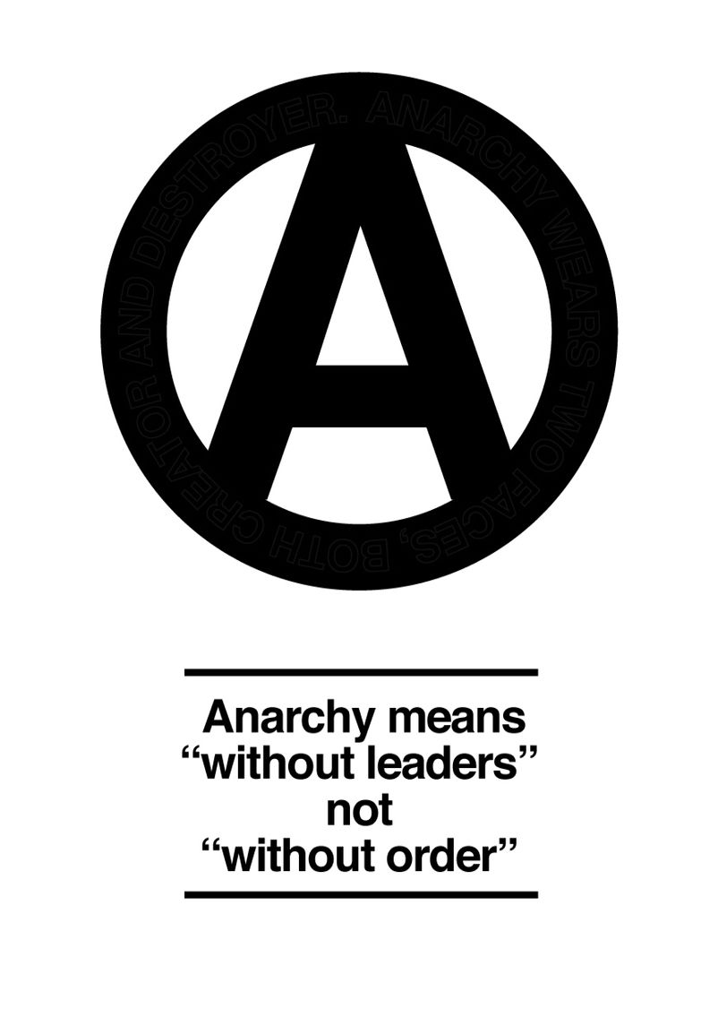 Anarchy is not chaos music politics pinterest anarchy anarchy is not chaos buycottarizona