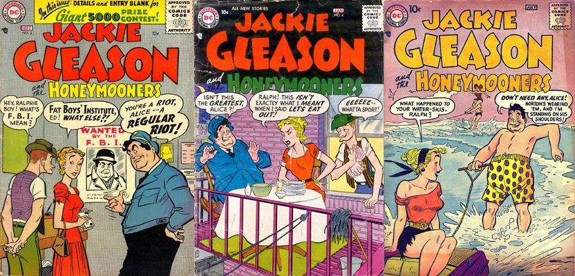 Comic strip alice cramden