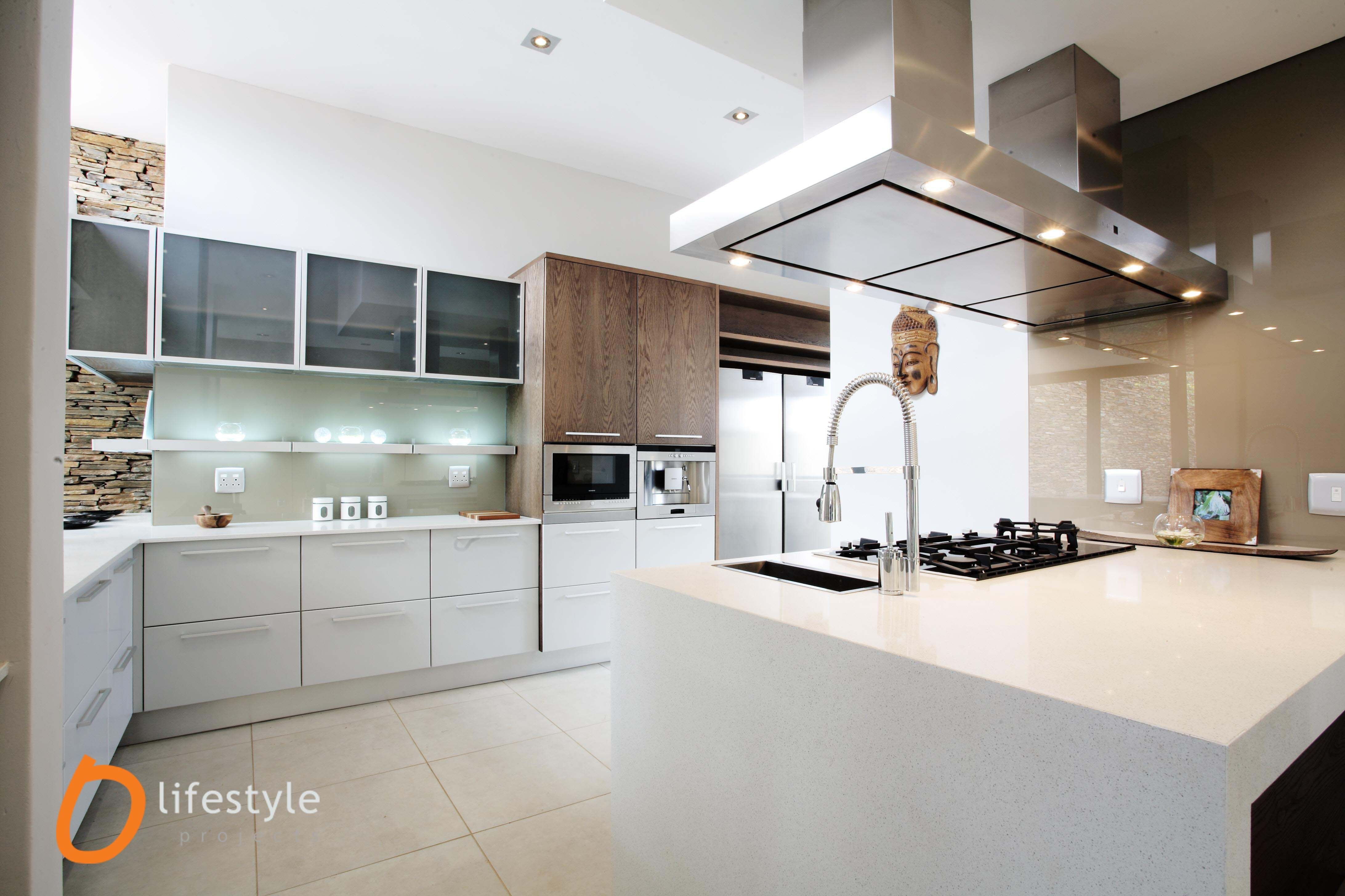 Best White Modern Kitchen From Lifestyle Projects Kitchen 640 x 480