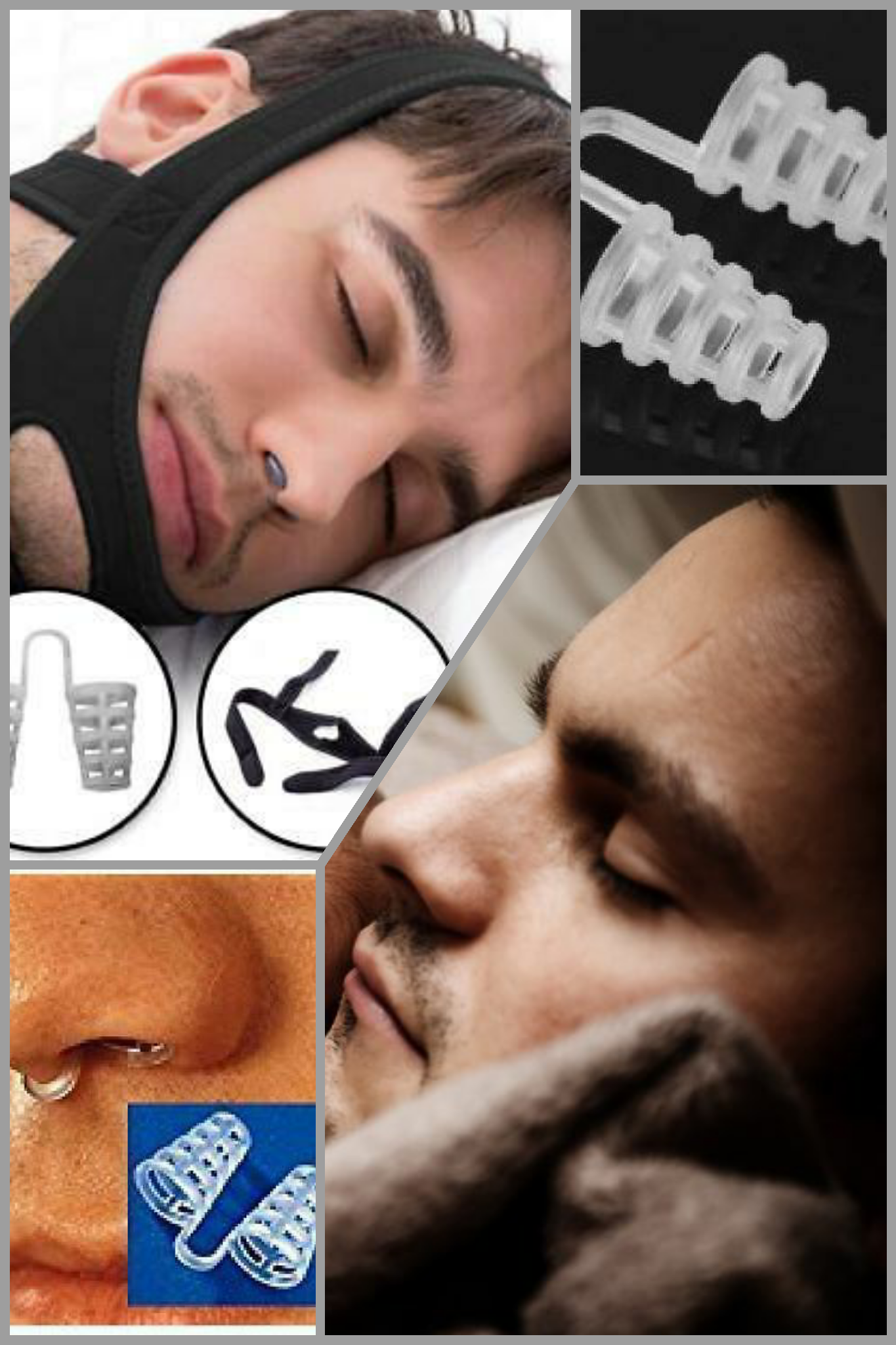 Anti Snore Chin Strap And Device Nose For Men Excellent Quality Fast Delivery Ebay Snoring Workout Programs How To Stop Snoring