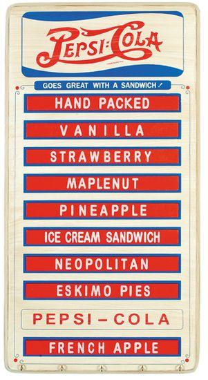 Old Fashioned Sealtest Ice Cream Sandwich