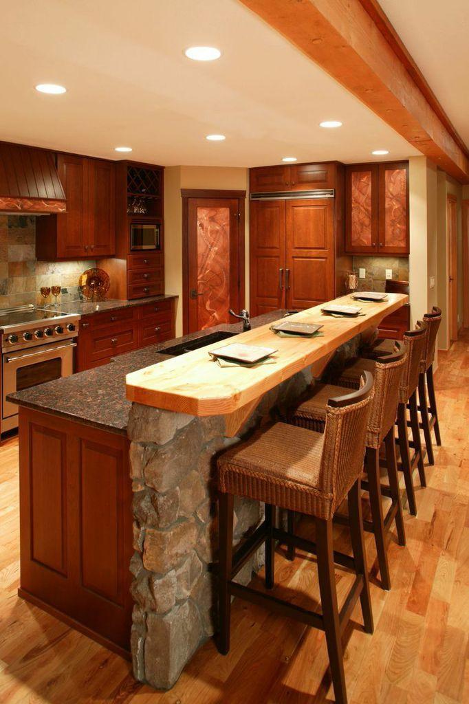 90 Different Kitchen Island Ideas and Designs (Photos)