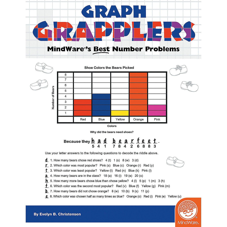 Math Mosaics Graph Grapplers
