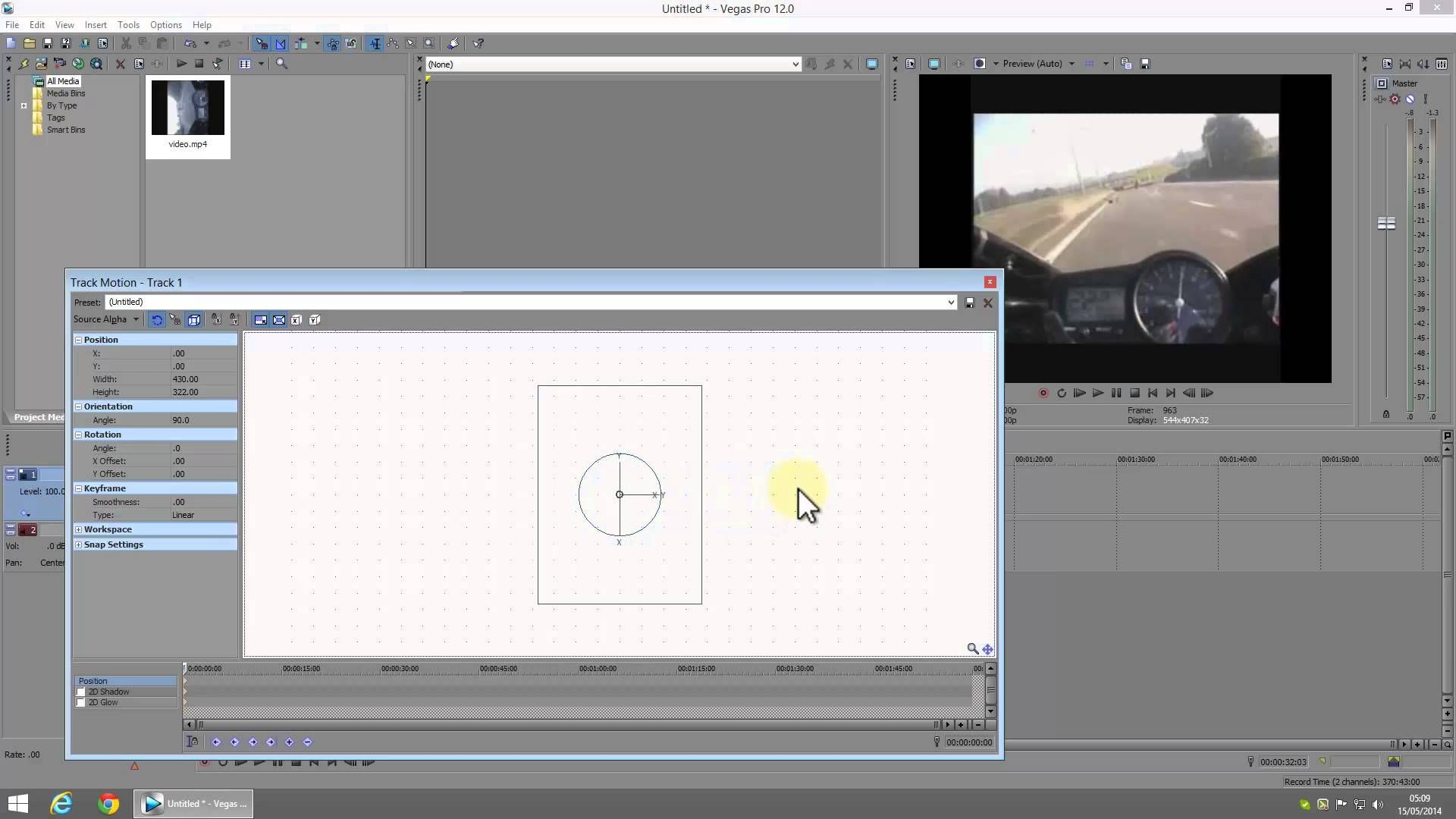 How to rotate a video or image in sony vegas pro tutoria here how to rotate a video or image in sony vegas pro tutorial 1080p ccuart Image collections
