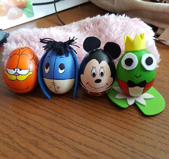Yumurta Boyama çocuk Gelişimi Pinterest Easter Egg Decorating