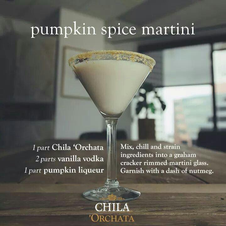 Rum Recipes, Pumpkin Spice