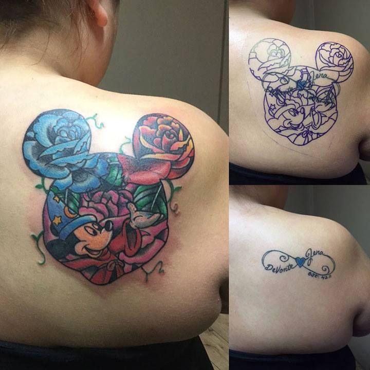 By artist rosaland daniels club tattoo tempe to view