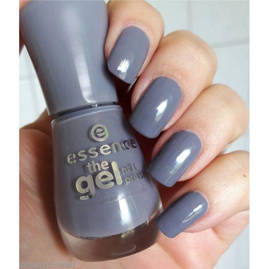 essence the gel nail polish, Farbe: 87 gossip girl   Essence ...