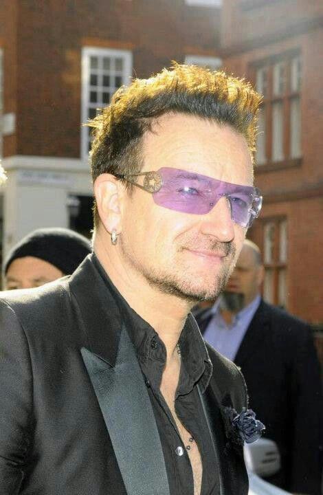 Cousin Bono Bono Bono U2 Paul Hewson