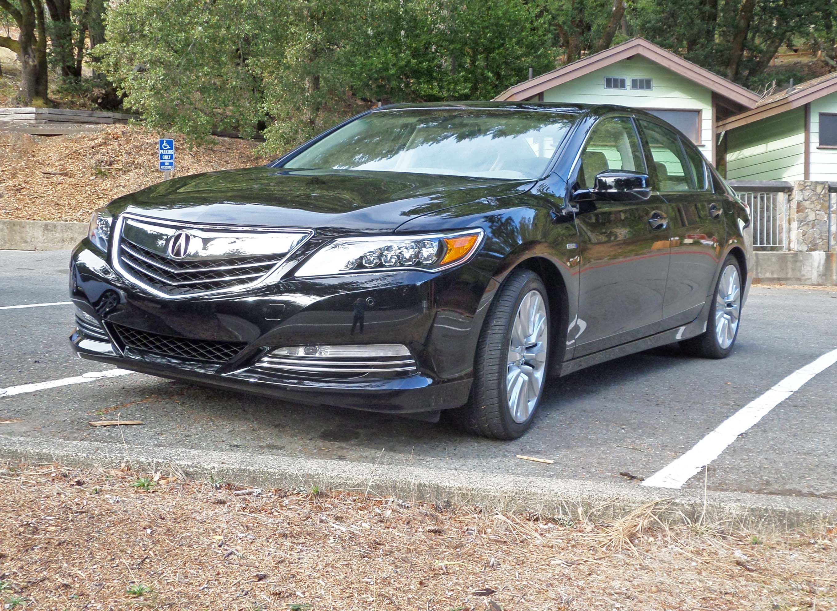 The Acura RLX Sport Hybrid FFL 630x459 2014 car wallpaper