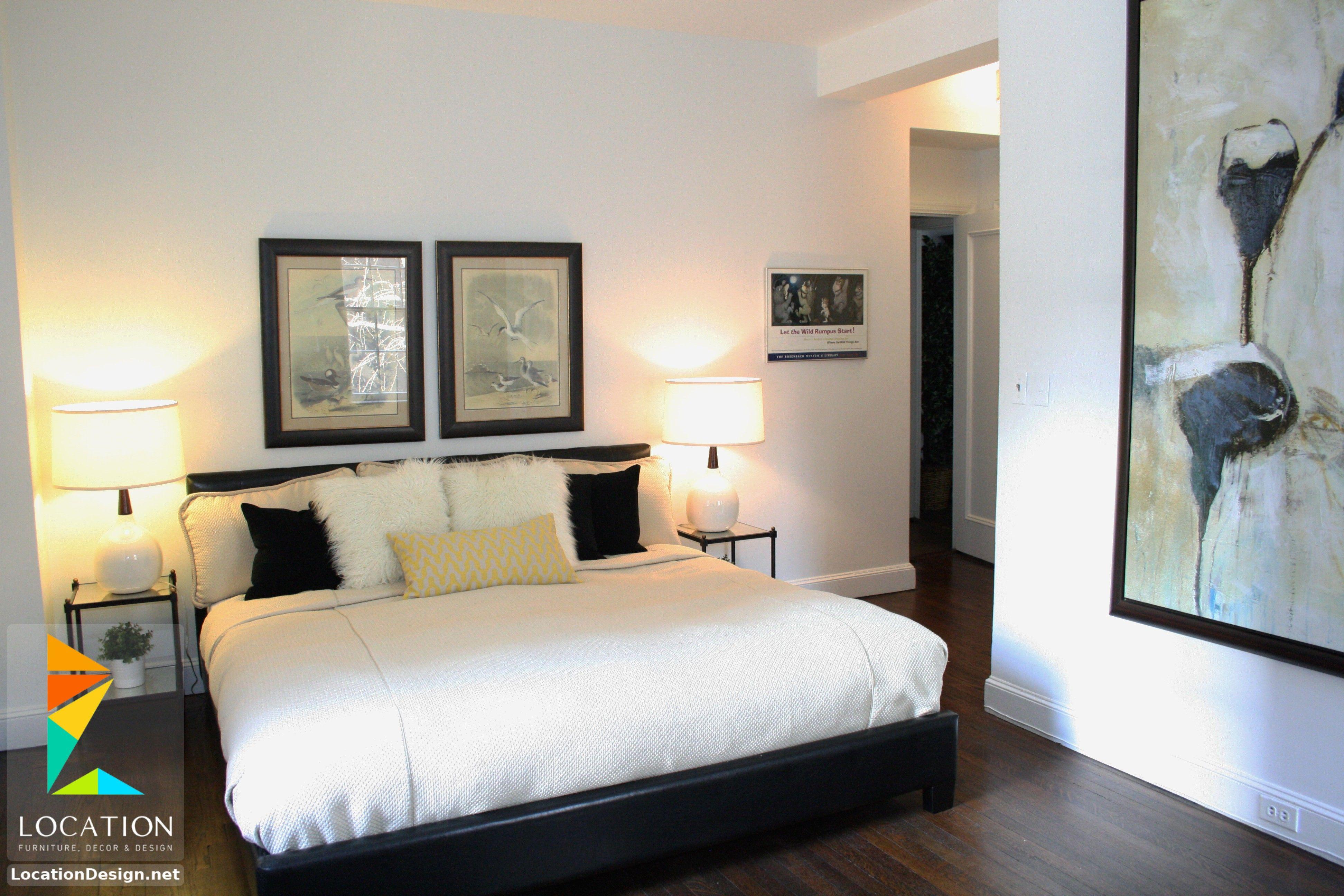ديكورات غرف نوم صغيرة وبسيطة لوكشين ديزين نت Small Bedroom Layout Bedroom Interior Small Room Bedroom