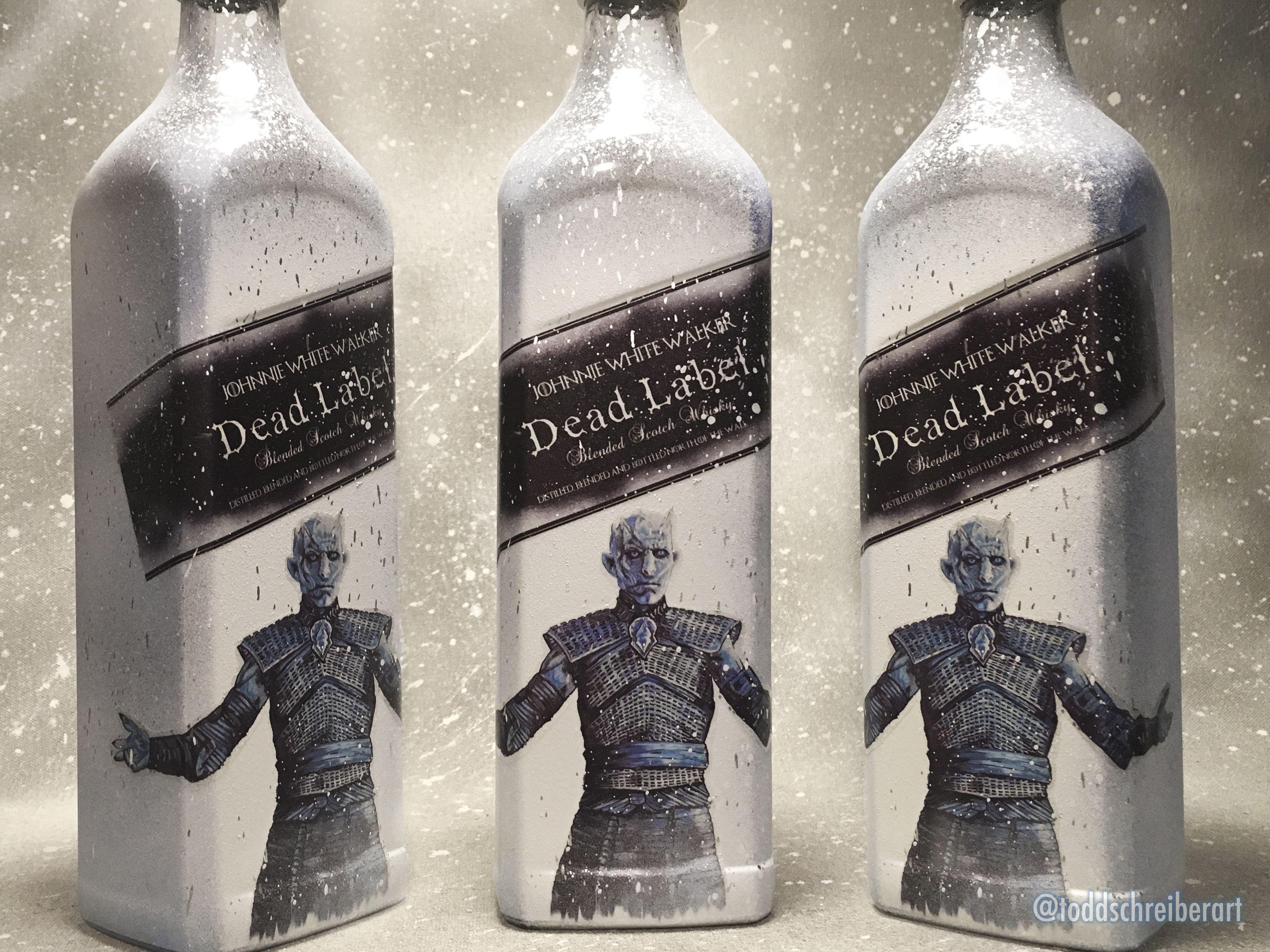 Everything Johnnie White Walker Dead Label Rise Johnnie White Walker Whisky White Walker