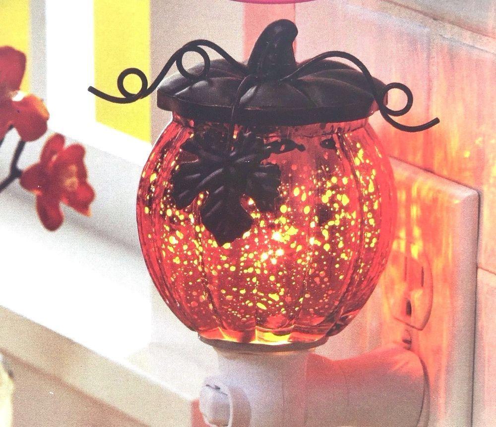 Better Homes And Gardens Pumpkin Scented Wax Warmer Glass