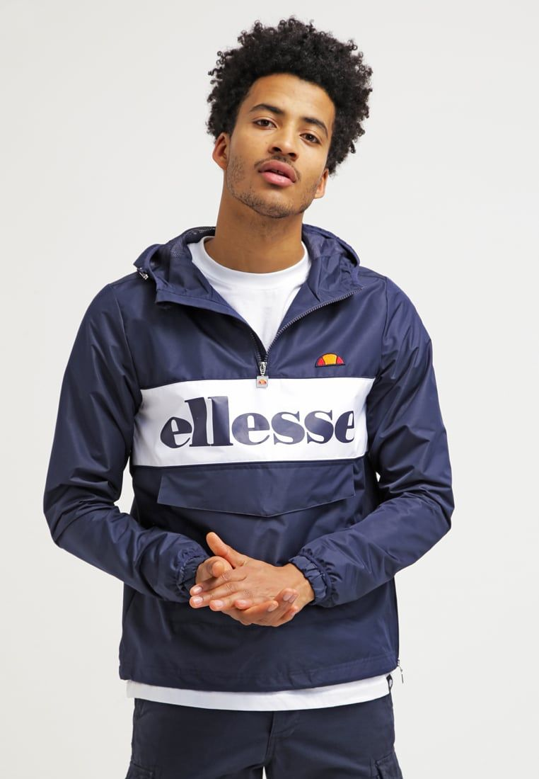 homme ellesse zuccarello veste l g re dress blues bleu fonc 100 00 chez zalando au 23. Black Bedroom Furniture Sets. Home Design Ideas