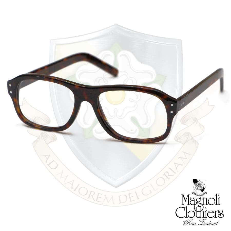 Kingsman Glasses are available in tortoiseshell or black frames with ...