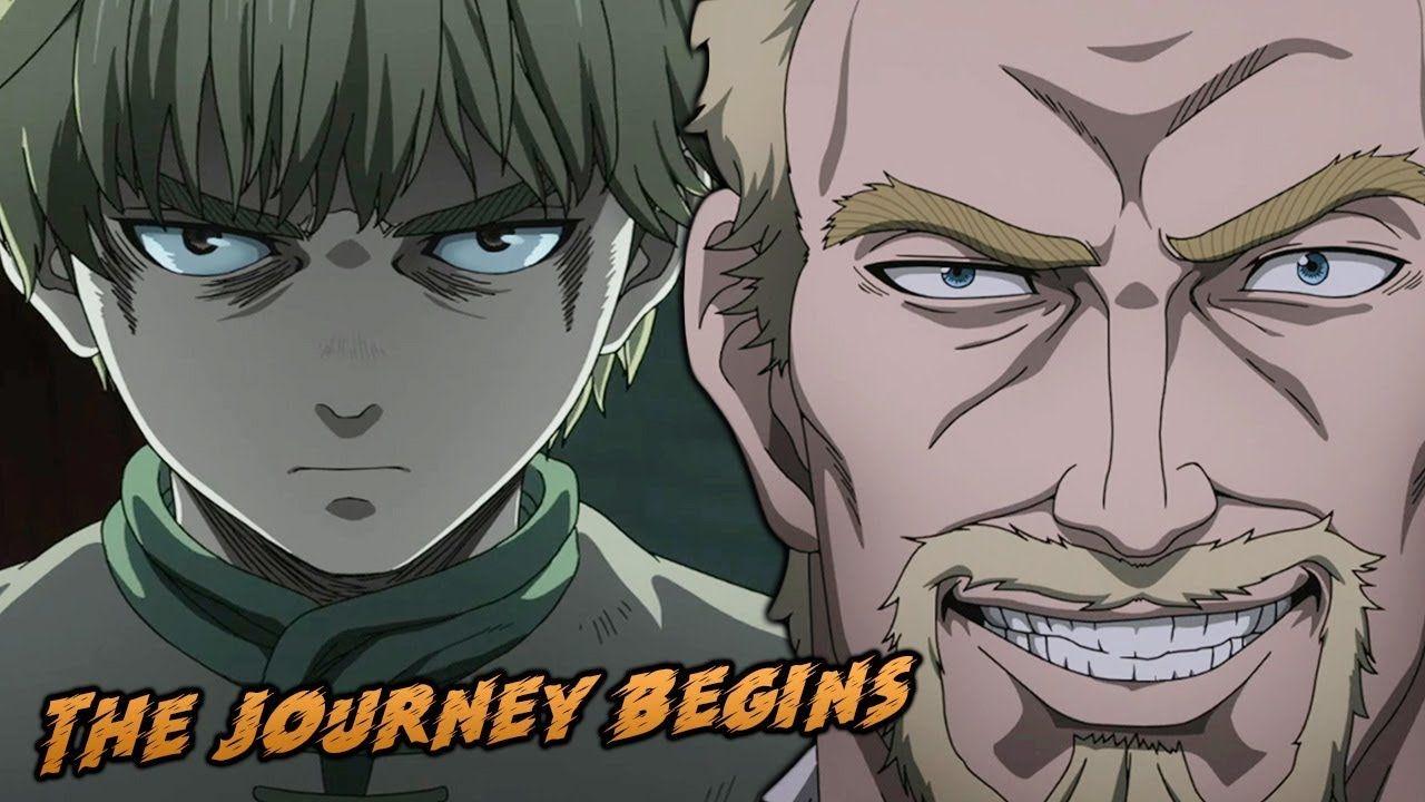 What a Fantastic Series Vinland Saga Episode 4 What a
