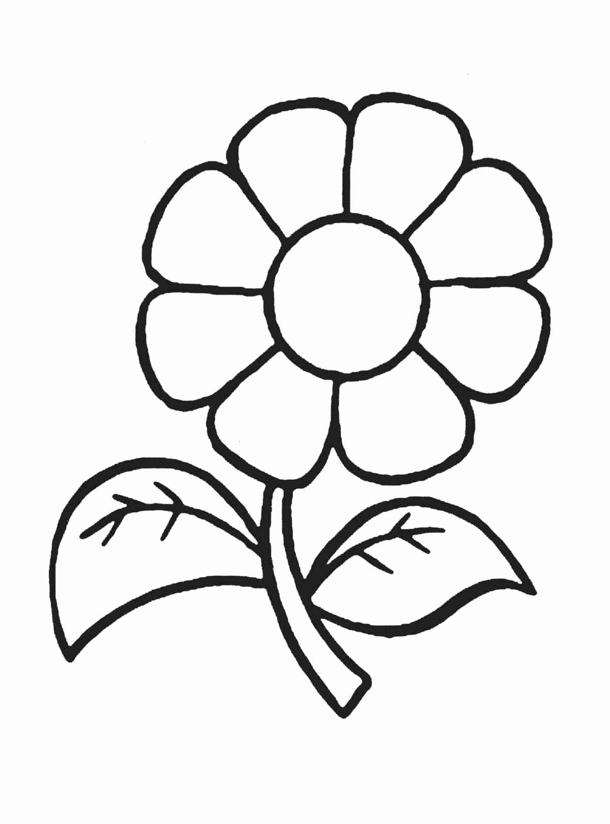 Coloring Books For 2 Year Olds Inspirational Coloring Pages For 2 To 3 Year Old Kids Download T Flower Coloring Pages Spring Coloring Pages Easy Coloring Pages