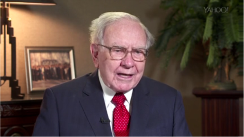What Warren Buffet is optimistic about The Investing