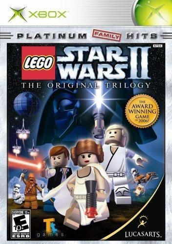 Lego Star Wars II: The Original Trilogy - Xbox | Products