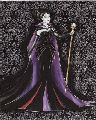 Disney Villains Designer Collection: Maleficent from Sleeping Beauty
