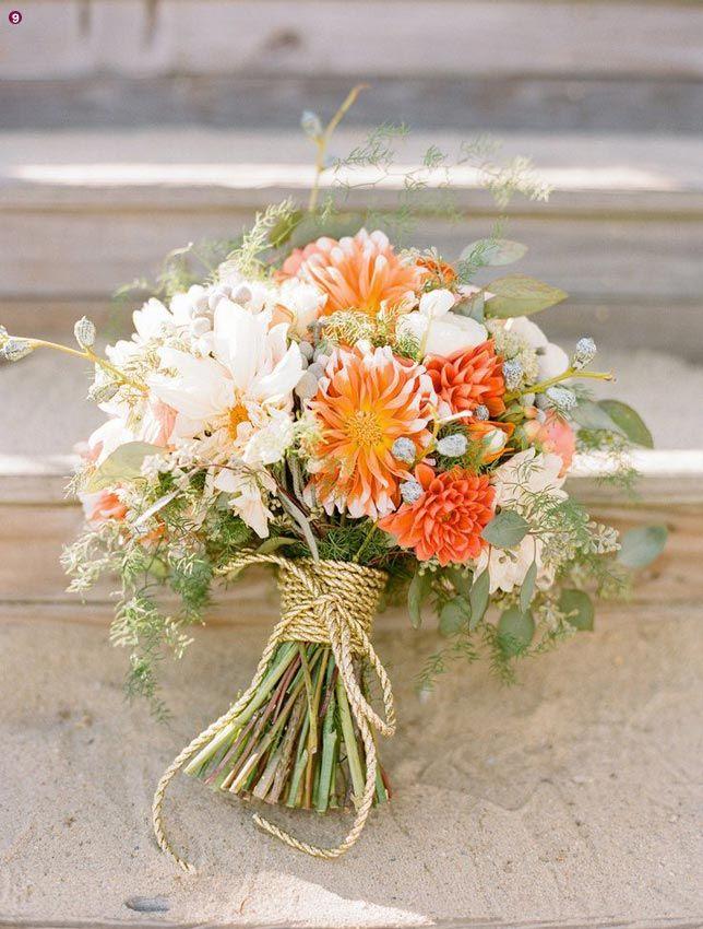 Design Inspiration: 9 Fall Bouquets