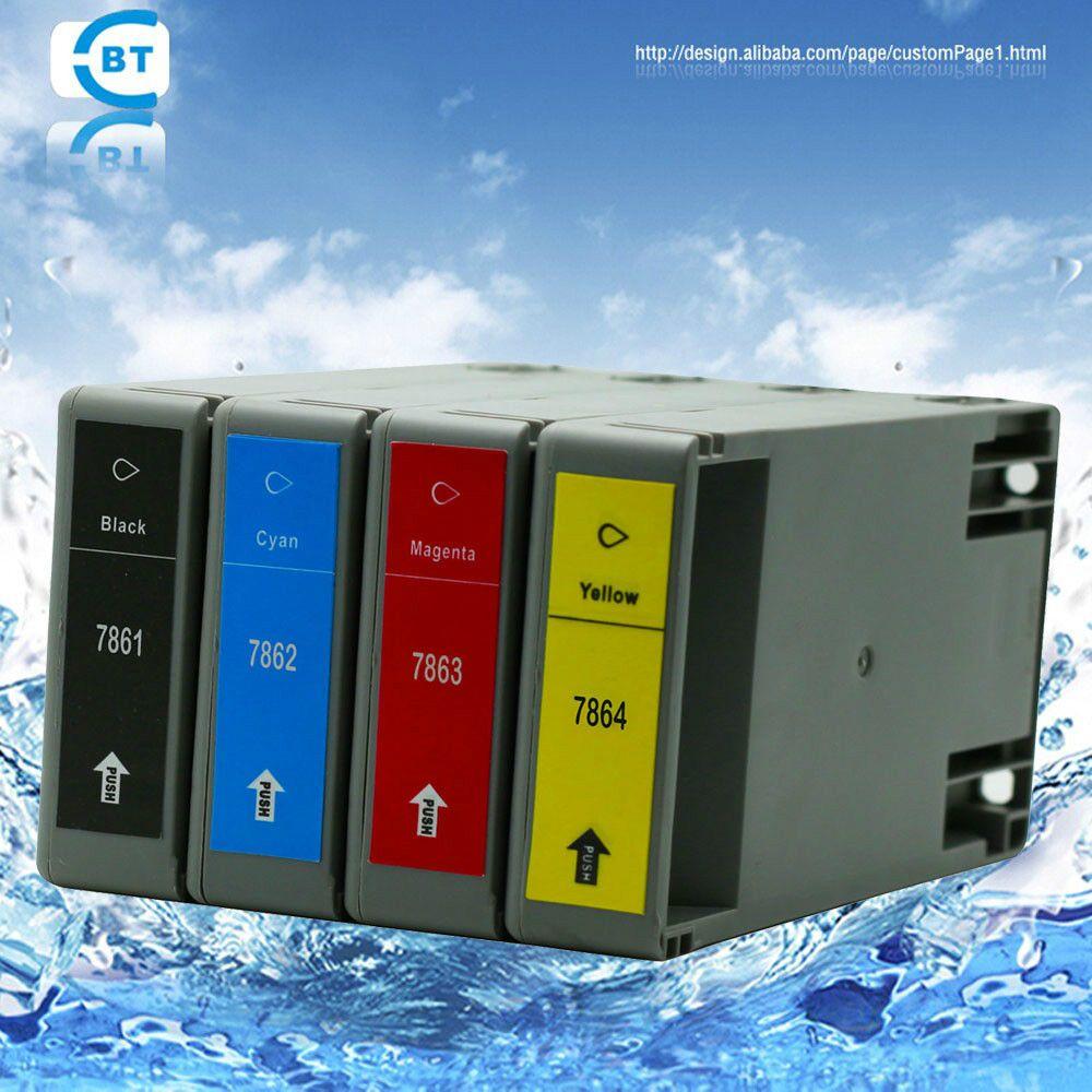 Epson kitchen printer  PCS Compatible epson xl ink cartridge T T T T
