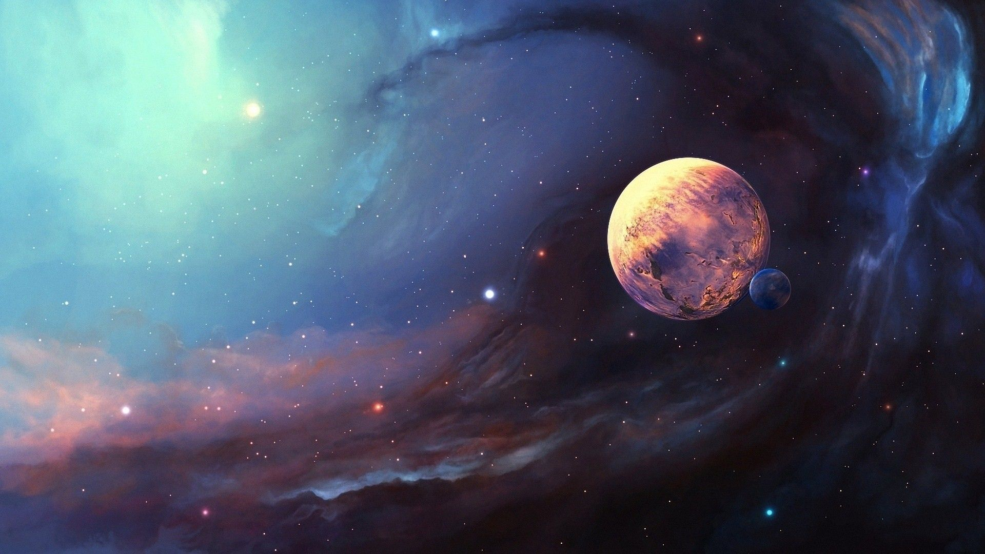 1920x1080 5k Space Wallpaper 25 Images Moon Stars Art Planet Pictures Nebula