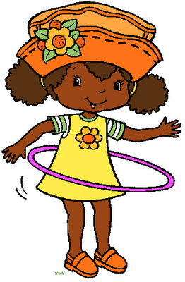 Orange Blossom W Hula Hoop Strawberry Shortcake Cartoon Strawberry Shortcake Characters Vintage Cartoon