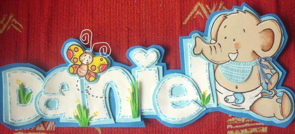 letrero recien nacido Marca: dibuart | letras | Pinterest | DIY y ...