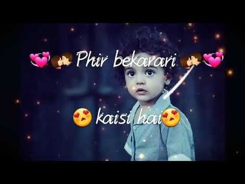 Dekha Hazaro Dafa Aapko - Whatsapp Status Video Love, Sad