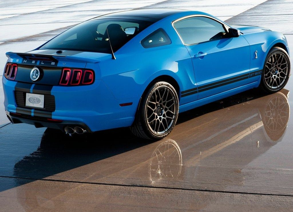 Ford Mustang Shelby GT500 2013... For more information http://Mofler.com