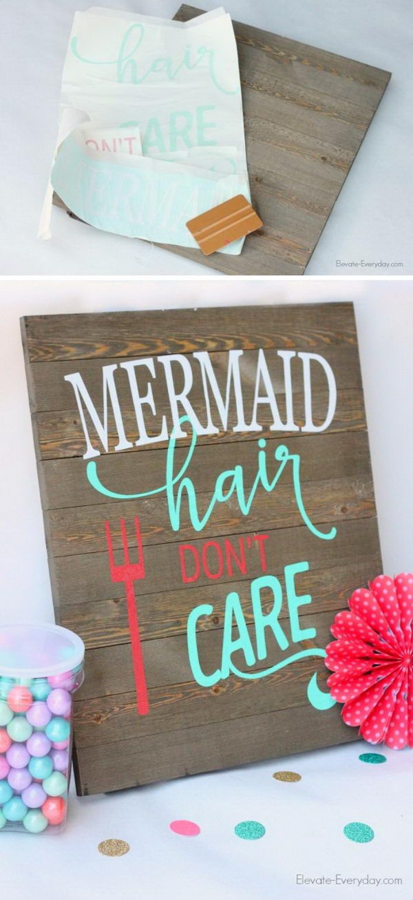 20+ Under The Sea Decorations For Your Little Mermaid's Bedroom 2017