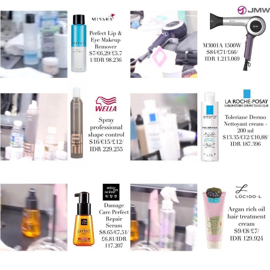 30 2k Lượt Thich 296 Binh Luận Official Jungkook S Closet Jungkookscloset Tren Instagram Request Perawatan Kulit Produk Makeup Perawatan Kulit Korea