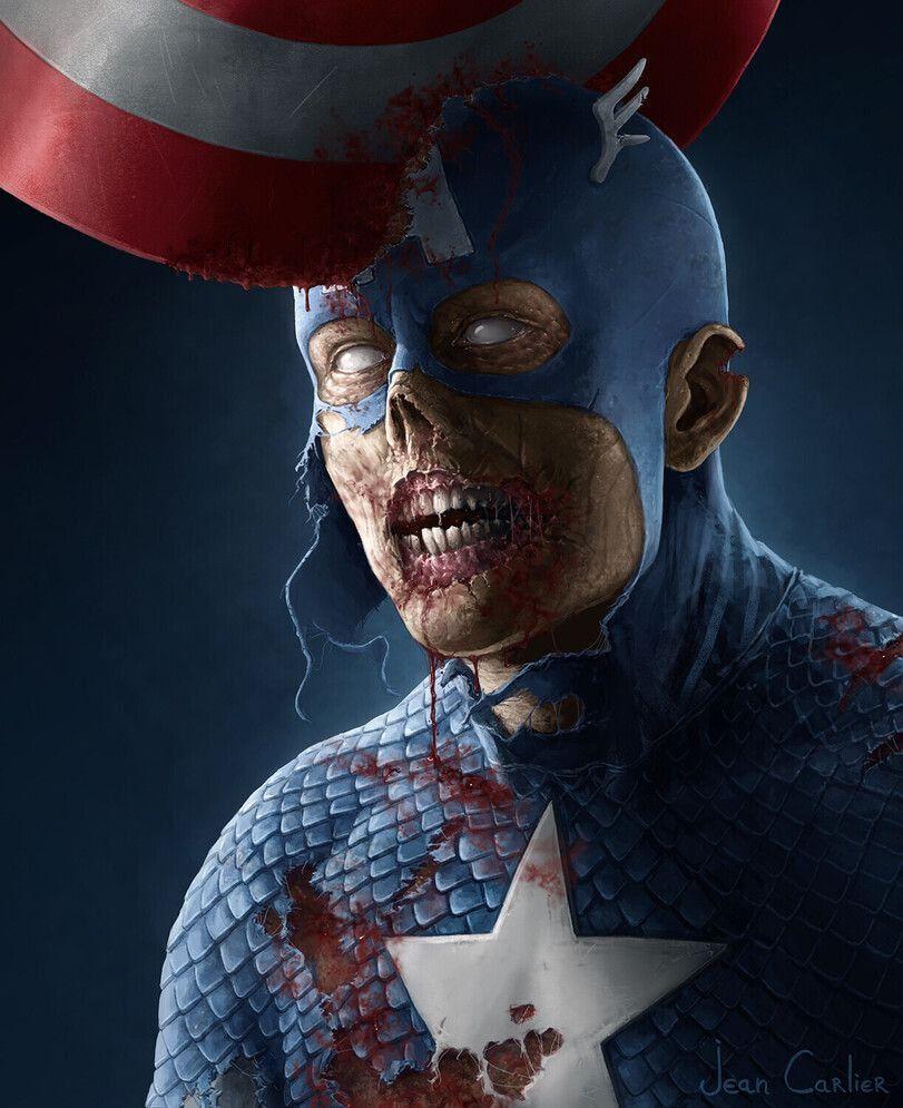 #avengers #captain #zombiemakeup #zombieapocalypse #captainamericacivilwar america #wallpaper #creative #instagram #phonewallpaper4k #wallpaperideas