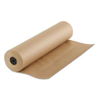 "Kraft Paper, 36"" X 700ft, Brown"