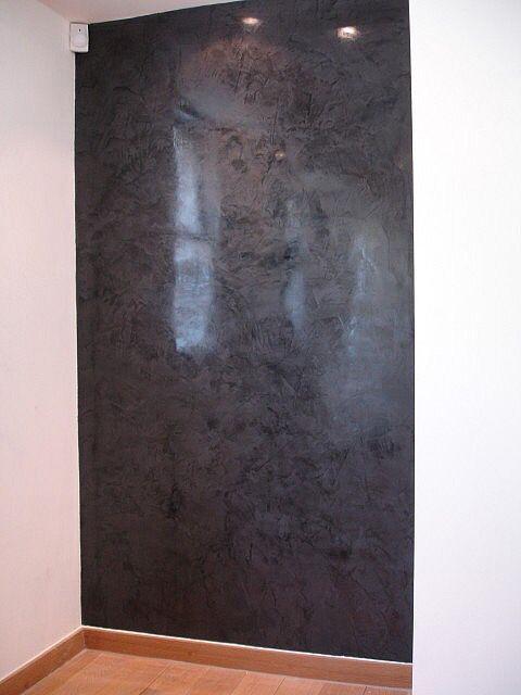 black venetian plaster me in 2019 venetian plaster. Black Bedroom Furniture Sets. Home Design Ideas