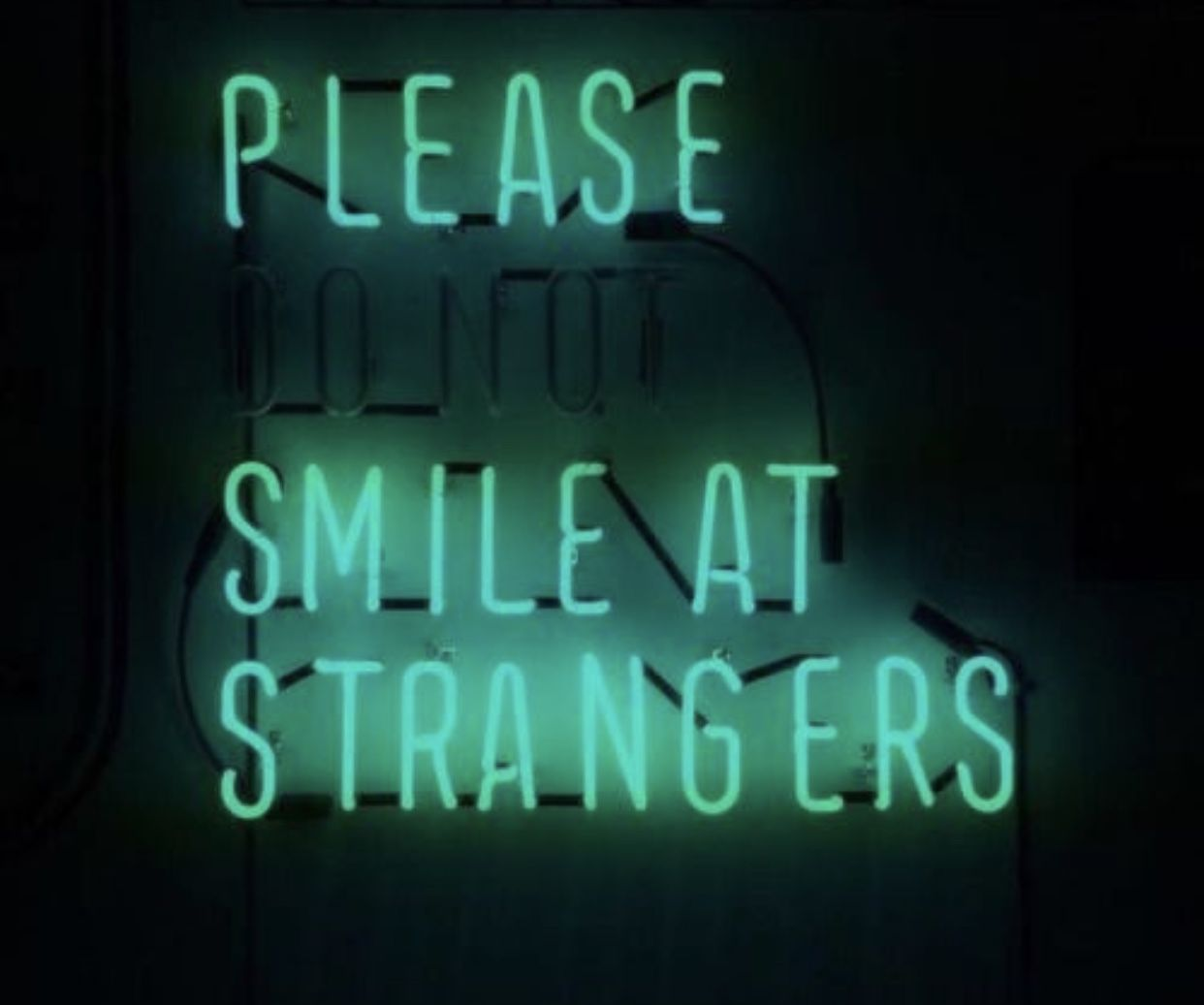 Pin by Juliette on WALLPAPERS. Neon signs, Neon quotes