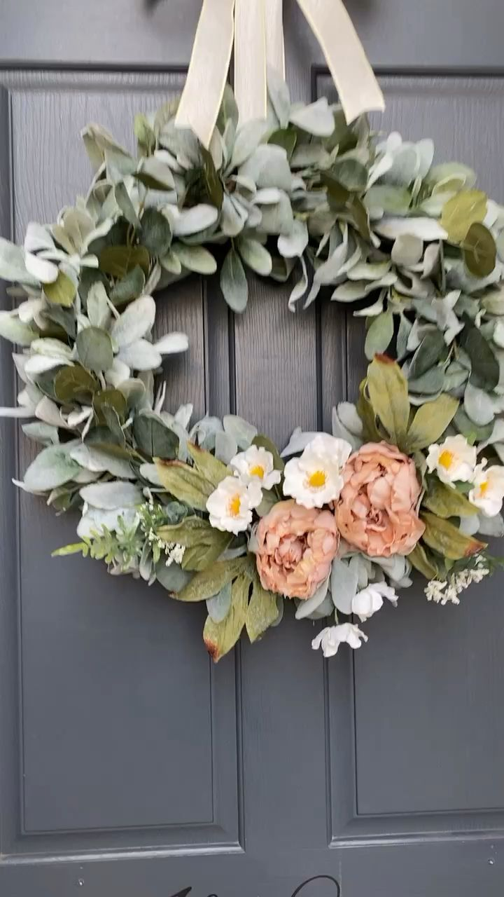 Photo of Spring wreath