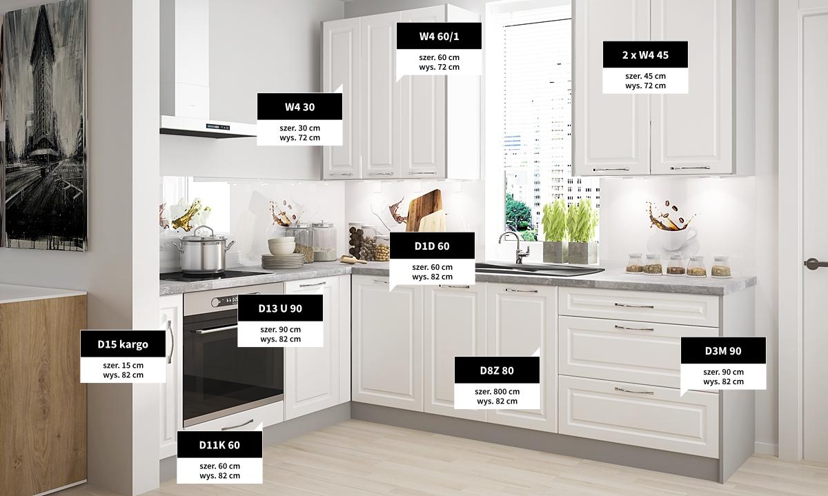 Meble Kuchenne Kuchnia Emporium Mdf Jakosc Pro 6738559955 Oficjalne Archiwum Allegro Home Decor Home Kitchen Cabinets