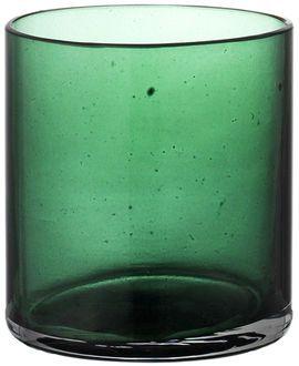 Glas lysestage blå - Magasin Onlineshop - Køb dine varer og gaver online