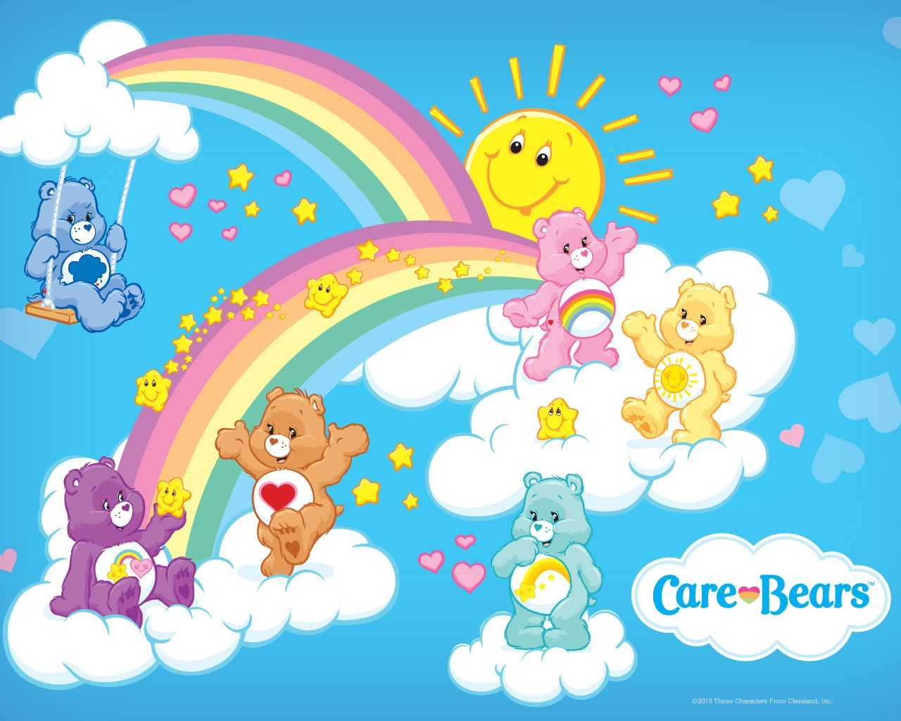 Care bear wallpaper images and wallpapers all free to care bear wallpaper images and wallpapers all free to download voltagebd Gallery