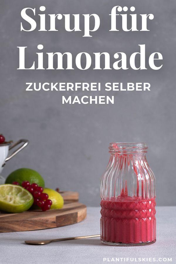 limonade selber machen ganz einfach zuckerfrei rezept. Black Bedroom Furniture Sets. Home Design Ideas