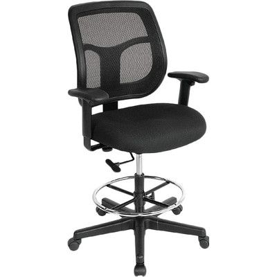 Eurotech Seating Apollo Mesh Drafting Chair