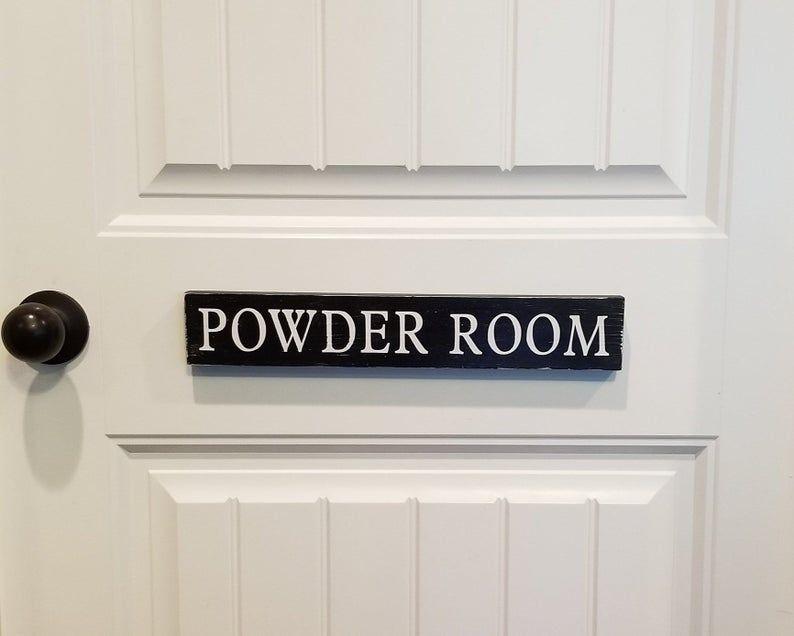 Pin On Powder Room