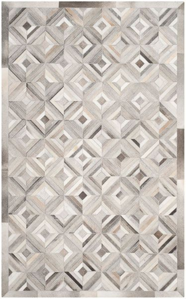 Rug Stl216a Studio Leather Area Rugs By Safavieh Leather Rug Area Rugs Grey Area Rug