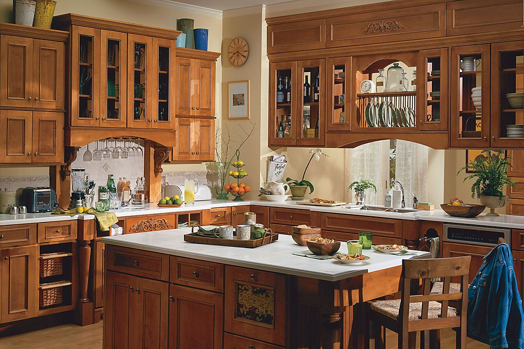 Best Room Gallery Medallion Cabinetry St Andrews Maple 640 x 480