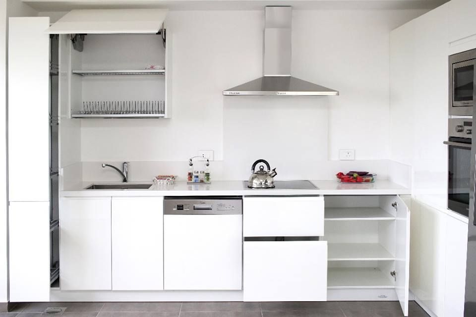Another Project From Another Happy Customer Made In Germany By Nolte Available Kabinart Ghana Call Now 024 499 0999 For Kitchen Cabinets Home Decor Design